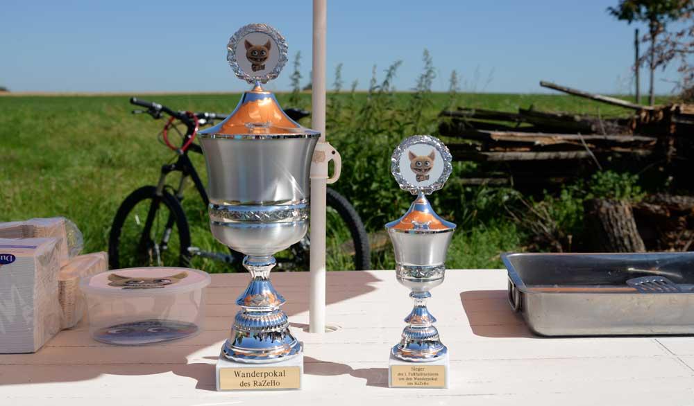 Sieger- und Wanderpokal des RaZeHo e.V.